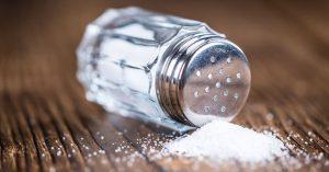 10 tips om minder zout te eten